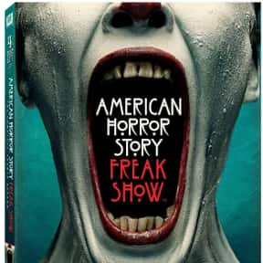 American Horror Story: Freak S is listed (or ranked) 24 on the list The Greatest TV Shows Set in the '50s