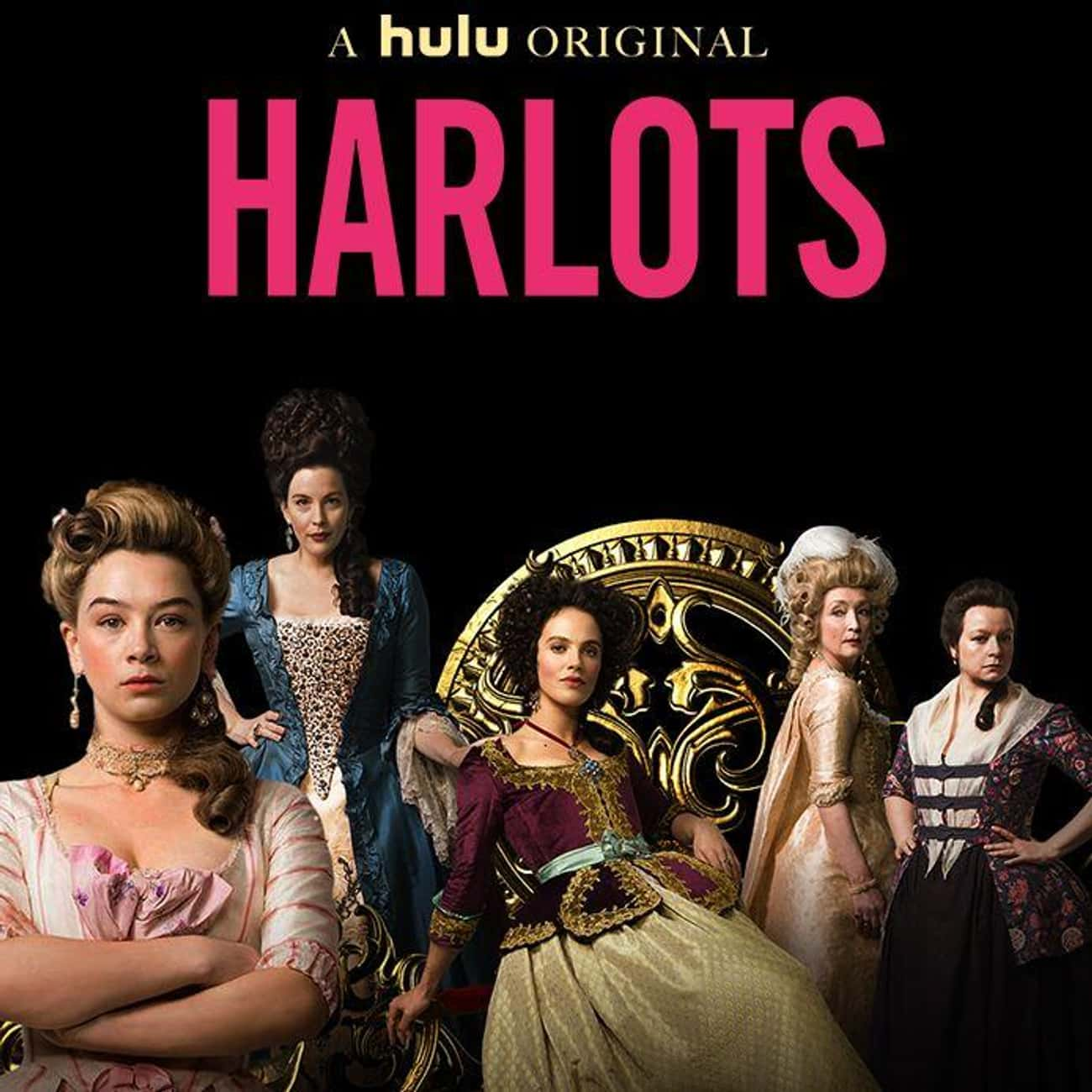 Harlots is listed (or ranked) 3 on the list What To Watch If You Love 'The Marvelous Mrs. Maisel'