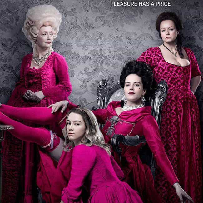 Harlots is listed (or ranked) 4 on the list The Best Hulu Original Drama Shows