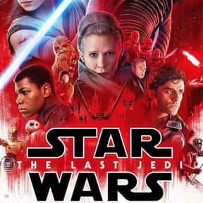 Star Wars: The Last Jedi is listed (or ranked) 7 on the list The Best Disney Science Fiction Movies Of All Time