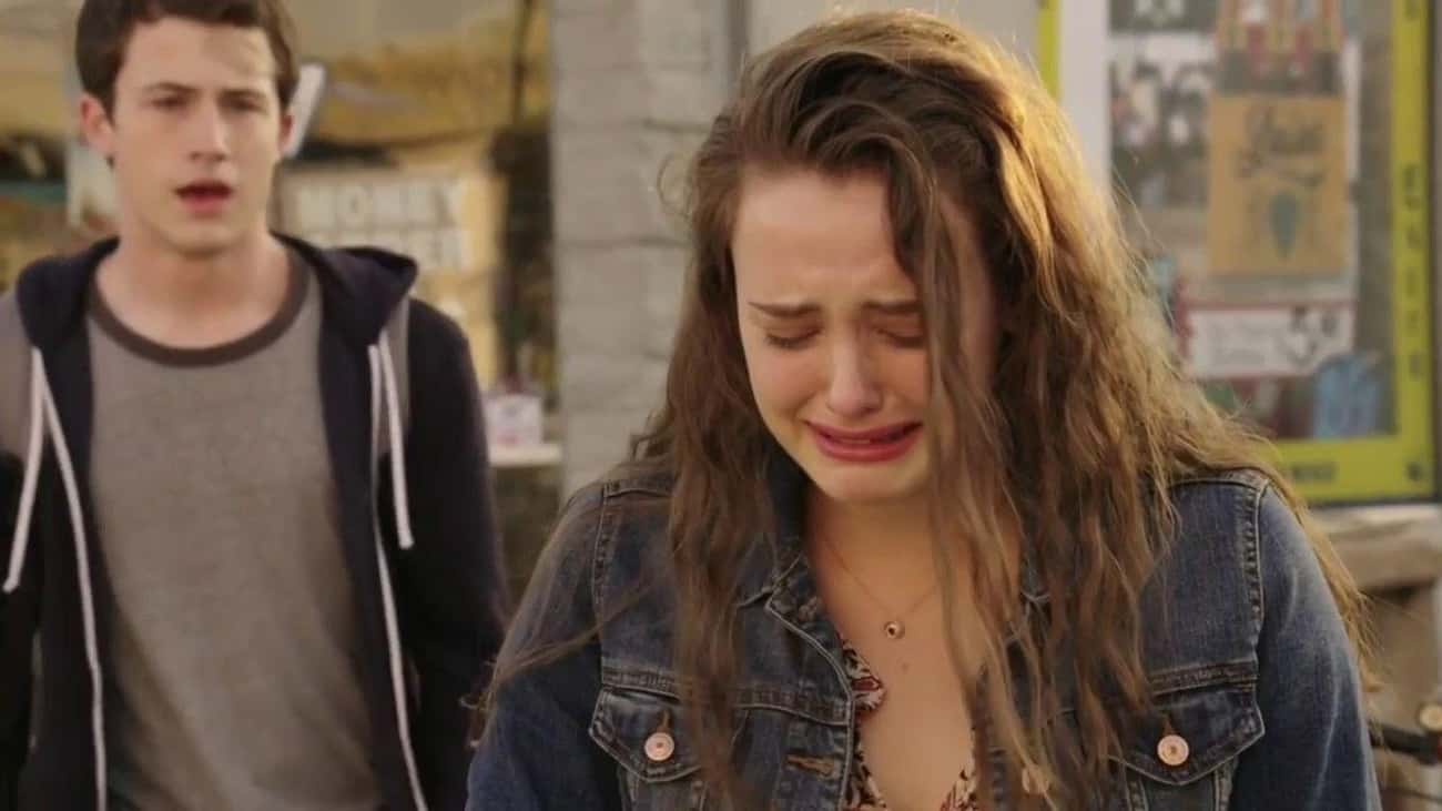 13 Reasons Why is listed (or ranked) 2 on the list TV Shows That Essentially Exist To Make You Cry