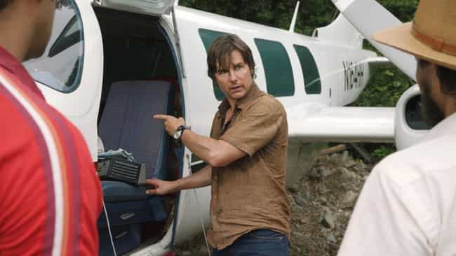 American Made is listed (or ranked) 4 on the list The Most Underrated True Crime Movies Of The 2010s