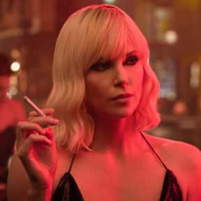 Atomic Blonde is listed (or ranked) 10 on the list The Best Female Action Movies, Ranked