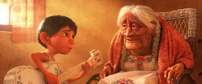 Coco is listed (or ranked) 3 on the list The Saddest Disney Moments Of The 2010s