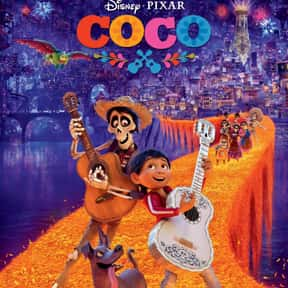 Coco is listed (or ranked) 19 on the list The Best Disney Animated Movies of All Time