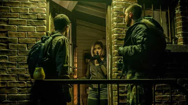 Don't Breathe is listed (or ranked) 4 on the list Horror Movies That Keep You On The Edge Of Your Seat From Start To Finish, Ranked