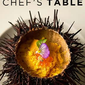 Chef's Table is listed (or ranked) 8 on the list The Best Food Travelogue TV Shows