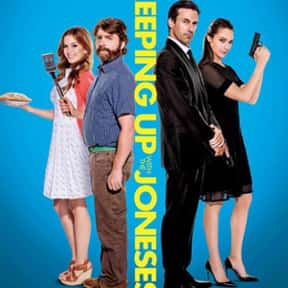 Keeping Up with the Joneses is listed (or ranked) 2 on the list The Best Patton Oswalt Movies