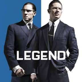 Legend is listed (or ranked) 25 on the list The Best Movies About Twins