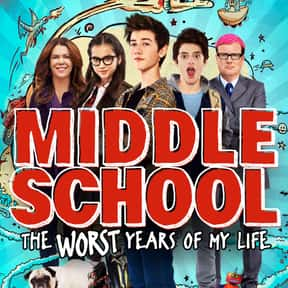 Middle School: The Worst Years is listed (or ranked) 13 on the list The Best Movies About Generation Z (So Far)