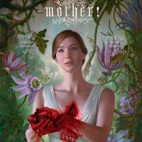 mother! is listed (or ranked) 16 on the list The Best Jennifer Lawrence Movies