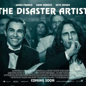 The Disaster Artist is listed (or ranked) 3 on the list The Biggest Oscar Snubs of 2018