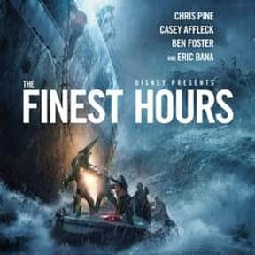 The Finest Hours is listed (or ranked) 17 on the list The Best John Magaro Movies