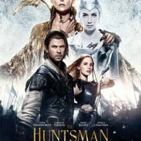 The Huntsman: Winter's War is listed (or ranked) 16 on the list The Best Charlize Theron Movies of All Time, Ranked