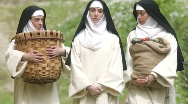 The Little Hours is listed (or ranked) 3 on the list Pretty Good Movies On Netflix That Are Under 97 Minutes Long