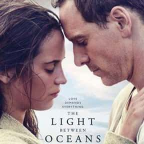 The Light Between Oceans is listed (or ranked) 6 on the list The Best Alicia Vikander Movies