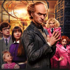 A Series of Unfortunate Events is listed (or ranked) 17 on the list The Best New Teen TV Shows of the Last Few Years
