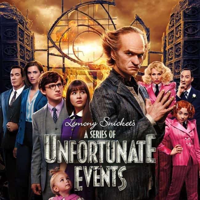 A Series of Unfortunate Events is listed (or ranked) 2 on the list What to Watch If You Love 'iZombie'