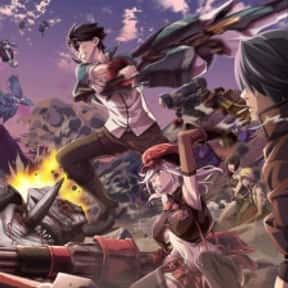 God Eater is listed (or ranked) 10 on the list The Best Anime Like Seraph Of The End
