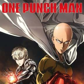 One-Punch Man is listed (or ranked) 14 on the list The Best Fantasy Anime on Netflix