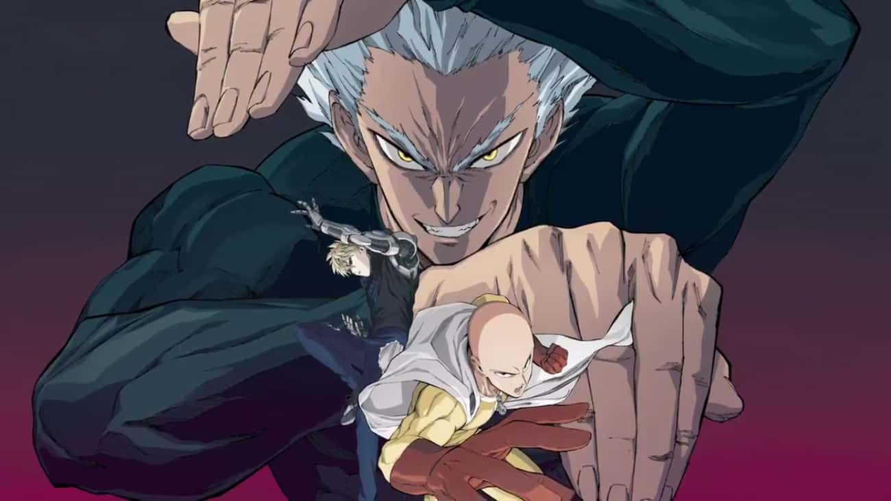 One Punch Man: Season Two is listed (or ranked) 3 on the list Spring 2019 Anime: Here Are The Series You Should Be Hyped About
