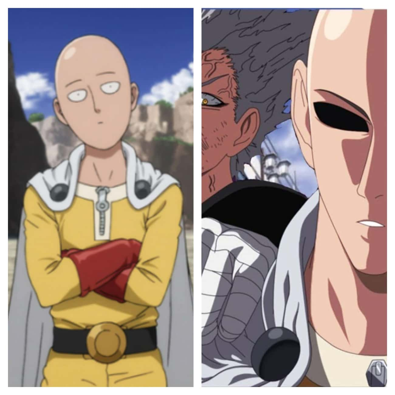 One-Punch Man is listed (or ranked) 2 on the list 13 Anime That Switched Studios (For Better Or Worse)