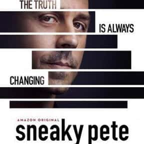 Sneaky Pete is listed (or ranked) 1 on the list All the Shows Amazon Has Canceled