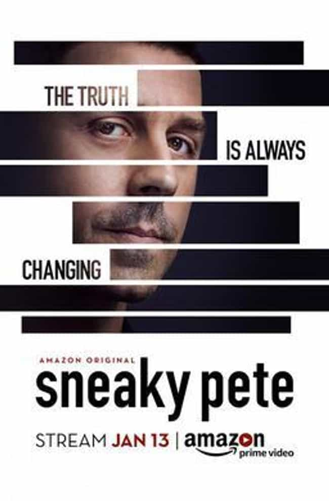 Sneaky Pete is listed (or ranked) 3 on the list Current TV Shows That Are Just Breaking Bad Ripoffs