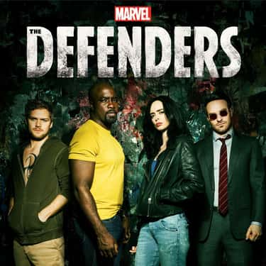 The Defenders is listed (or ranked) 2 on the list What to Watch If You Love 'Jessica Jones'