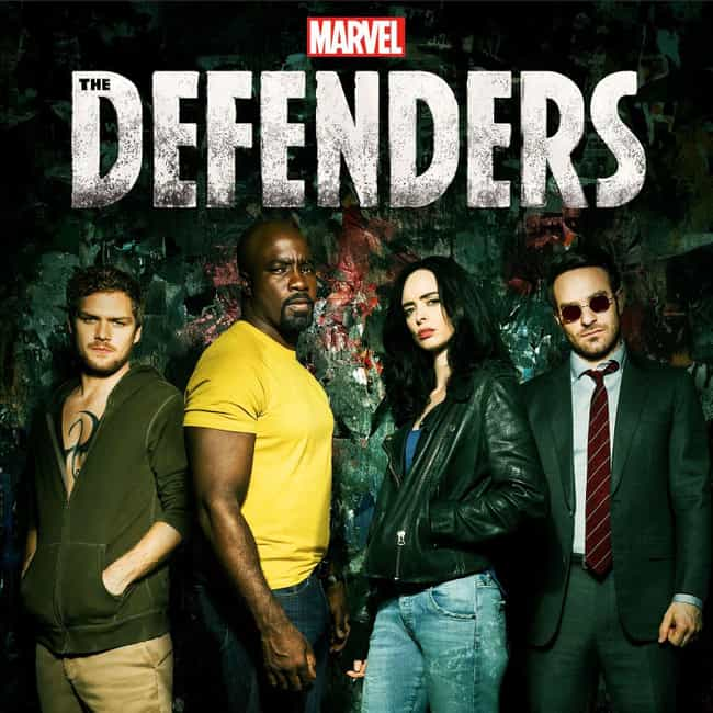 The Defenders is listed (or ranked) 3 on the list What to Watch If You Love 'Daredevil'