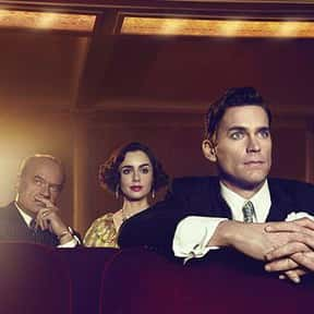 The Last Tycoon is listed (or ranked) 11 on the list All the Shows Amazon Has Canceled