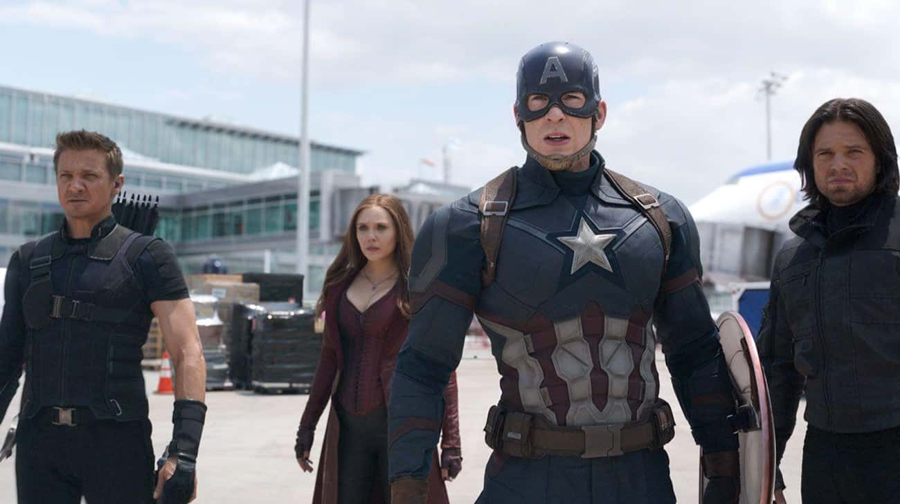 Everything In The Marvel Cinematic Universe
