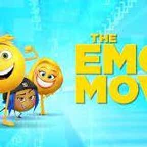 The Emoji Movie is listed (or ranked) 6 on the list The Absolute Worst Animated Movies
