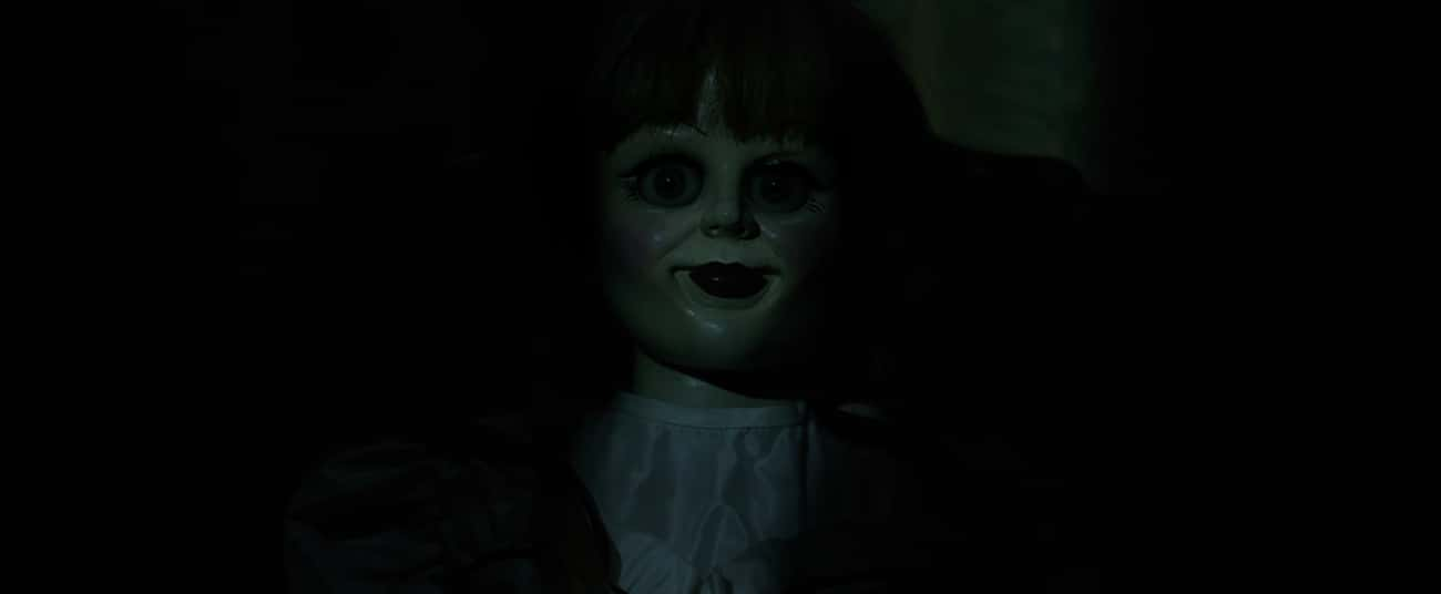 Annabelle: Creation is listed (or ranked) 4 on the list The Best Horror Movies Of The 2010s That Didn't Take Place During The Decade