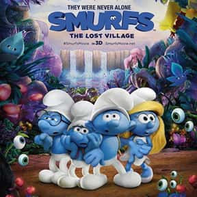 Smurfs The Lost Village is listed (or ranked) 19 on the list The Best New Kids Movies of the Last Few Years