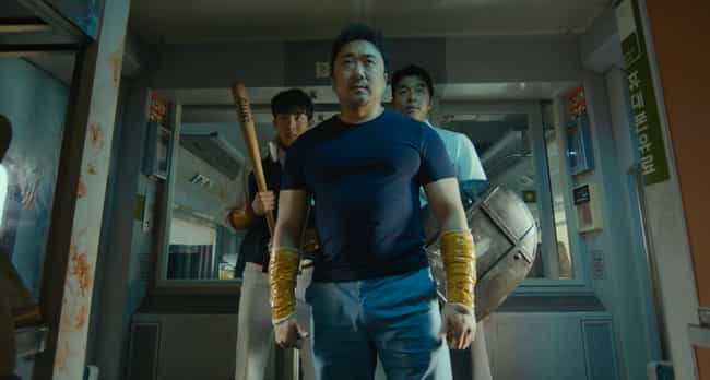 Train to Busan is listed (or ranked) 1 on the list The Best Korean Zombie Movies Of All Time