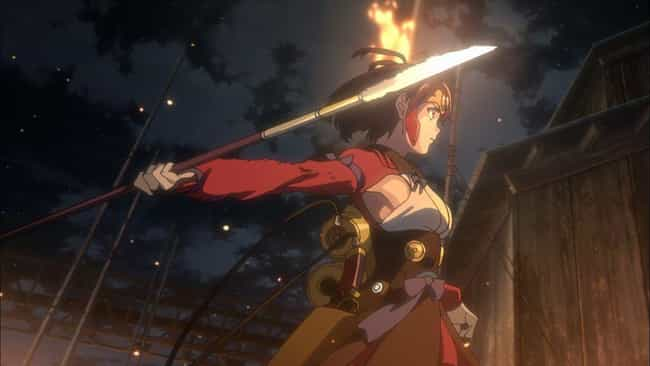Kabaneri of the Iron For... is listed (or ranked) 2 on the list The Best Anime You Can Watch On Amazon Prime