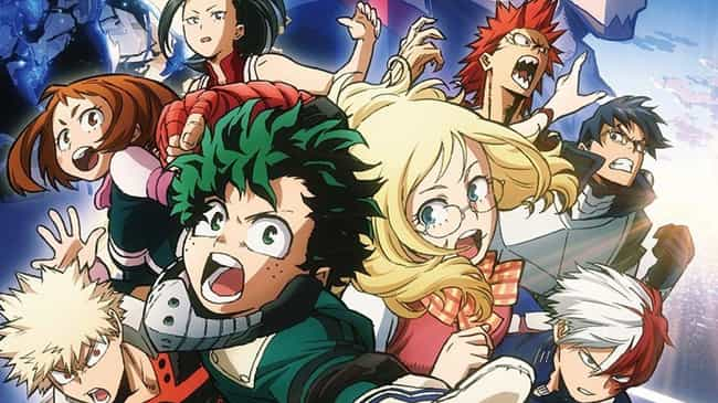 My Hero Academia is listed (or ranked) 1 on the list The 13 Best Anime Like 'Black Clover'