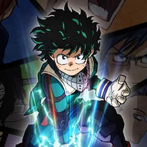 My Hero Academia is listed (or ranked) 2 on the list The Best Anime on Crunchyroll