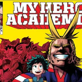 My Hero Academia is listed (or ranked) 2 on the list The Best Shonen Jump Anime of All Time