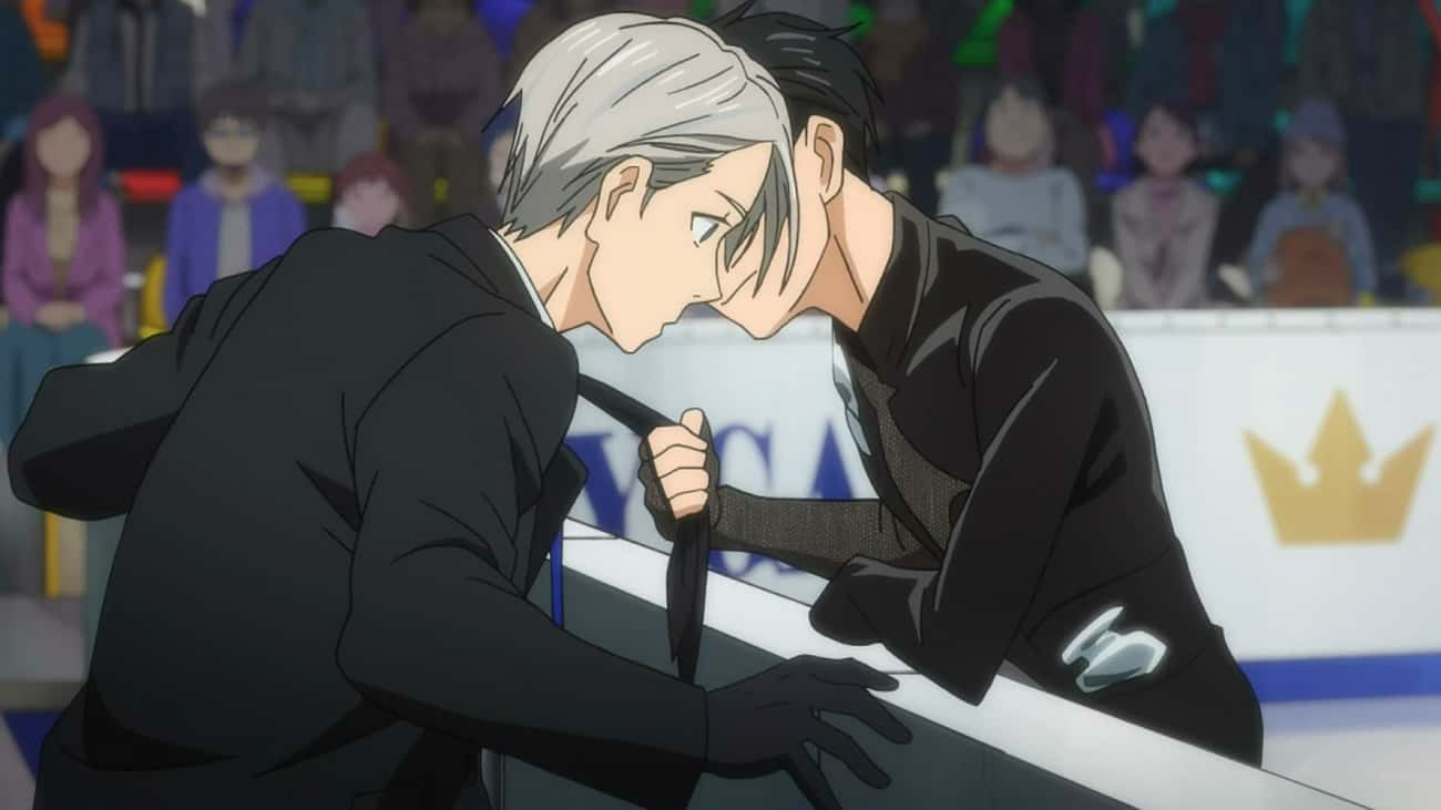 Yuri!!! on Ice is listed (or ranked) 3 on the list The 13 Best Anime Like Banana Fish