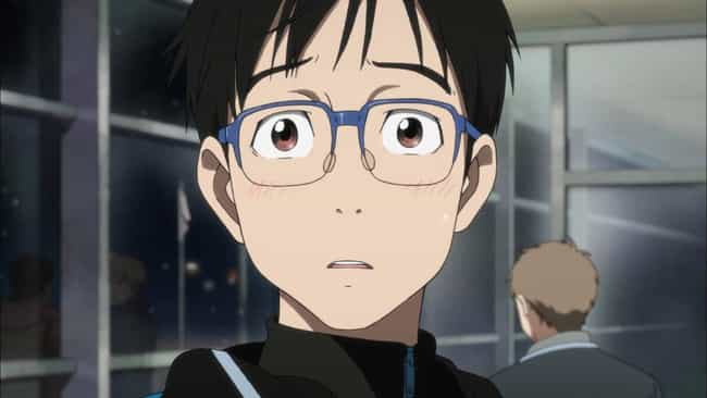 Yuri!!! on Ice is listed (or ranked) 3 on the list The 13 Best Anime Like Run With The Wind