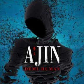 AJIN: Demi-Human is listed (or ranked) 18 on the list The Best Anime Streaming on Netflix