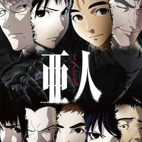 Ajin: Demi-Human is listed (or ranked) 22 on the list The Top Horror Anime of All Time