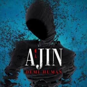 Ajin: Demi-Human is listed (or ranked) 23 on the list The Best Action Anime On Netflix