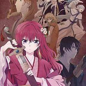 Yona of the Dawn is listed (or ranked) 21 on the list The Best Fantasy Anime of All Time