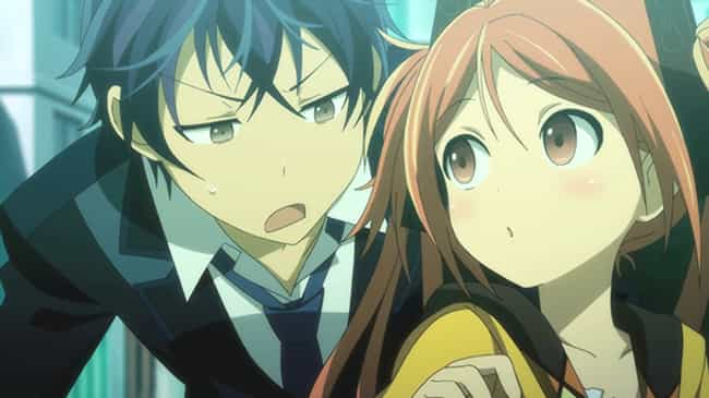 Black Bullet is listed (or ranked) 1 on the list The 20 Best 'B-Tier' Anime That Are Great But Not Amazing