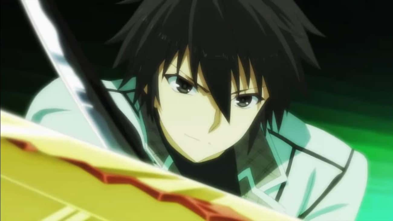 Chivalry of a Failed Knight is listed (or ranked) 1 on the list The 13 Best Anime Like The Irregular At Magic High School