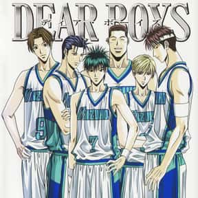 Dear Boys is listed (or ranked) 15 on the list The Best Anime Like Kuroko's Basketball