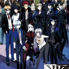 K Project is listed (or ranked) 9 on the list The Best Anime Like Amnesia
